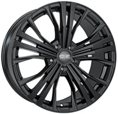 186791 OZ COB 9520511233 Oz Racing Cortina fælg, 9.5x20 ET33, 112.00/5, Ø66.6, Matt black OZ Racing