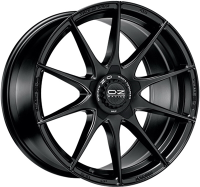 208885 OZ FB5 8018511235 Oz Racing Formula Hlt/5 fælg, 8x18 ET35, 112.00/5, Ø75, Matt black OZ Racing