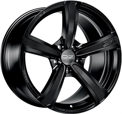 209232 OZ MCB 8520512020 Oz Racing Montecarlo Hlt fælg, 8.5x20 ET20, 120.00/5, Ø79, Matt black OZ Racing