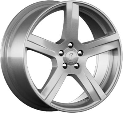 230826 ROD 223 8019512035B Rondell Design 0223 fælg, 8x19 ET35, 120.00/5, Ø72.6, silver Rondell