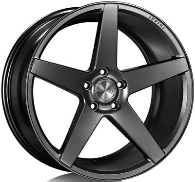 256600 ISP 05G 8520511245 Ispiri Wheels Isr5 fælg, 8.5x20 ET45, 112.00/5, Ø66.6, matt graphite Ispiri Wheels