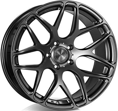 260070 ISP 11G 8520511245 Ispiri Wheels Isr10 fælg, 8.5x20 ET45, 112.00/5, Ø66.6, matt graphite Ispiri Wheels