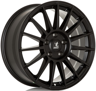 264856 ITW SHB 8018512035D It Wheels Sofia fælg, 8x18 ET35, 120.00/5, Ø74, dull black IT Wheels