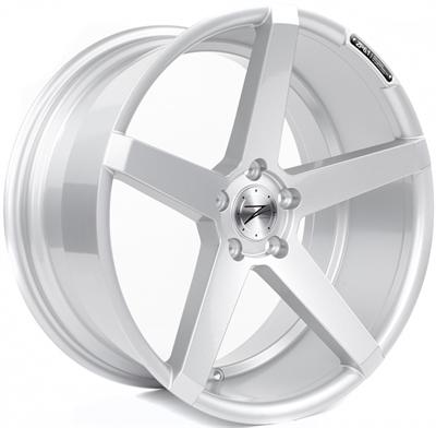 305779 ZPE 61B 9020511220C Z-performance Zp6.1 fælg, 9x20 ET20, 112.00/5, Ø66.6, sparkling silver Z-Performance