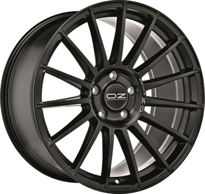 313351 OZ SUPE 8520511230 Oz Racing Superturismo Dakar fælg, 8.5x20 ET30, 112.00/5, Ø79, matt black OZ Racing