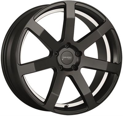 318040 CSP CHAL1 8519511232 Cor.speed Challenge fælg, 8.5x19 ET32, 112.00/5, Ø72.6, puresports - undercut color trim white Cor.Speed