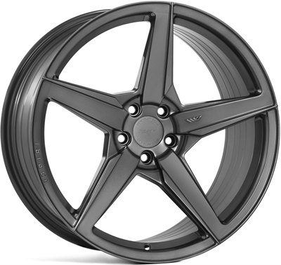 321226 ISP FFR5 9020512035 Ispiri Wheels Ffr5 fælg, 9x20 ET35, 120.00/5, Ø72.6, carbon graphite Ispiri Wheels