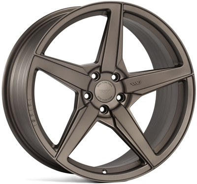 314436 ISP FFR51 9020511232 Ispiri Wheels Ffr5 fælg, 9x20 ET32, 112.00/5, Ø66.6, matt carbon bronze Ispiri Wheels