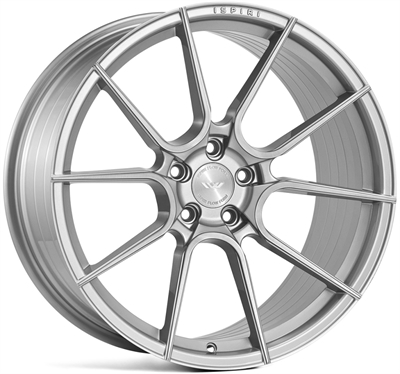 315959 ISP FFR6 9020511232 Ispiri Wheels Ffr6 fælg, 9x20 ET32, 112.00/5, Ø66.6, pure silver brushed Ispiri Wheels