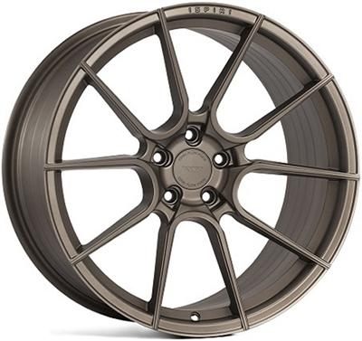 343354 ISP FFR62 9020511232 Ispiri Wheels Ffr6 fælg, 9x20 ET32, 112.00/5, Ø66.6, matt carbon bronze Ispiri Wheels