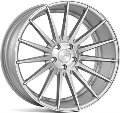 353759 VEE V71 9020511232B Veeman Vc7 fælg, 9x20 ET32, 112.00/5, Ø66.6, matt silver machined Veeman