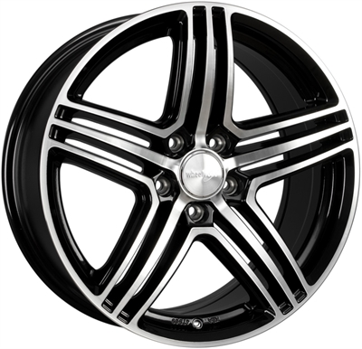 322428 WW WH12 9020511233B Wheelworld Wh12  fælg, 9x20 ET33, 112.00/5, Ø66.6, black full machined WheelWorld