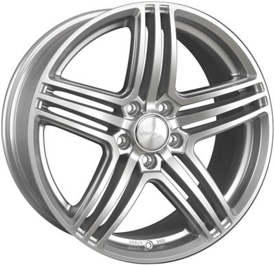 311180 WW WH1213 902051123B Wheelworld Wh12  fælg, 9x20 ET33, 112.00/5, Ø66.6, full silver WheelWorld