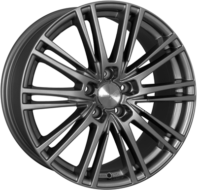 310480 WW WH1814 9020511220 Wheelworld Wh18  fælg, 9x20 ET20, 112.00/5, Ø66.6, daytona grey WheelWorld