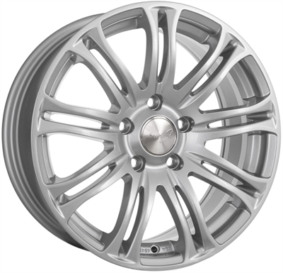 313696 WW WH2313 7517512035 Wheelworld Wh23 fælg, 7.5x17 ET35, 120.00/5, Ø72.6, race silver WheelWorld