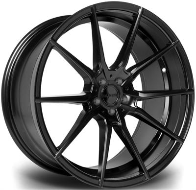 403753 RVA RV6 8520511225C Riviera Rv193 fælg, 8.5x20 ET25, 112.00/5, Ø72.5, matt black Riviera