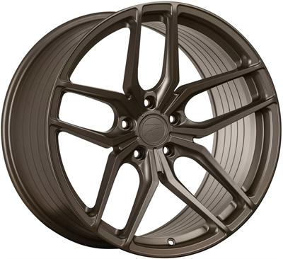 367774 ZPE ZP1 9020512030B Z-performance Zp2.1 Flow Forged fælg, 9x20 ET30, 120.00/5, Ø72.6, flowforged matte carbon bronze Z-Performance