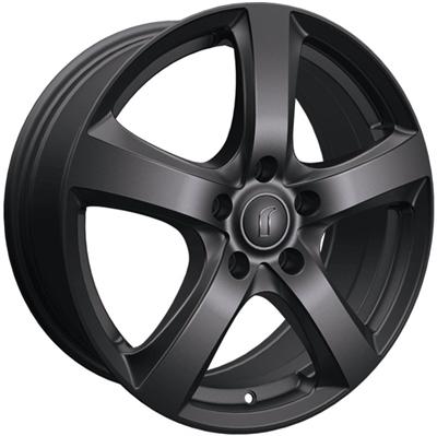 382068 ROD 224B 7017511248B Rondell Design 0224 fælg, 7x17 ET48, 112.00/5, Ø70.3, black Rondell