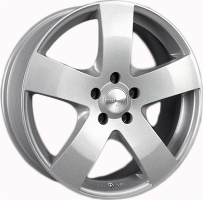 425440 WW WH 7517511235 Wheelworld Wh04  fælg, 7.5x17 ET35, 112.00/5, Ø66.6, metallic silver WheelWorld