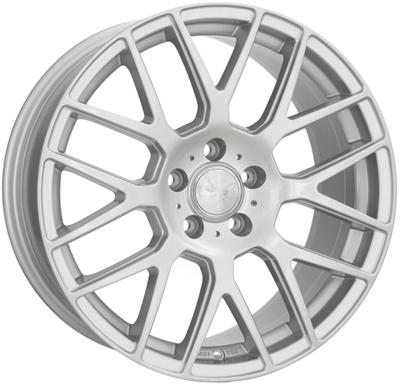 415102 WW WH149 9020512045D Wheelworld Wh26 fælg, 9x20 ET45, 120.00/5, Ø76.9, race silber lackiert WheelWorld
