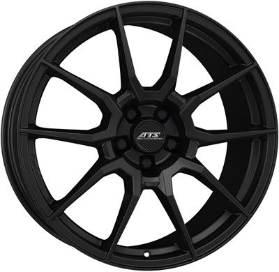 412982 ATS RA1 8520511240B Ats Racelight  fælg, 8.5x20 ET40, 112.00/5, Ø75.1, racing-schwarz ATS