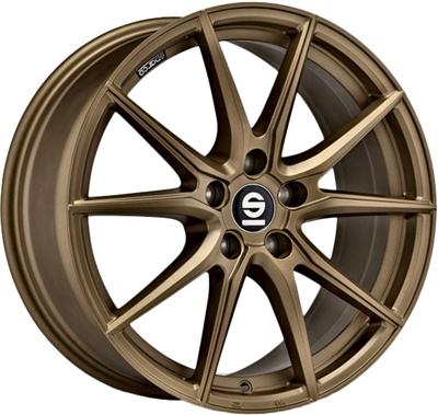 429780 SPA DSR 8018511235 Sparco DRS fælg, 8x18 ET35, 112.00/5, Ø73, rally bronze Sparco