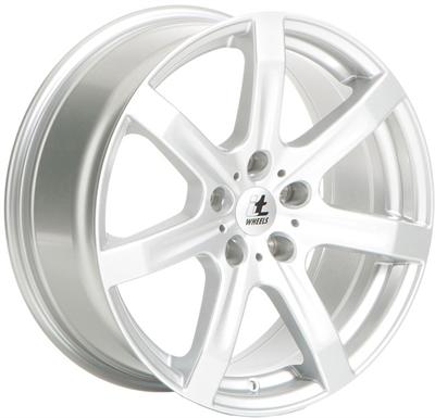 264753 ITW JUS 8018512035B It Wheels Julia fælg, 8x18 ET35, 120.00/5, Ø74, silver IT Wheels