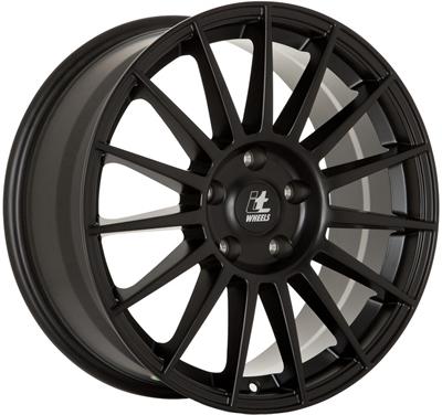 264968 ITW SHB 8018511232D It Wheels Sofia fælg, 8x18 ET32, 112.00/5, Ø74, dull black IT Wheels