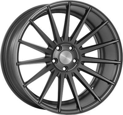 431448 VEE V7M 8519511232B Veeman Vc7 fælg, 8.5x19 ET32, 112.00/5, Ø66.56, matt graphite Veeman